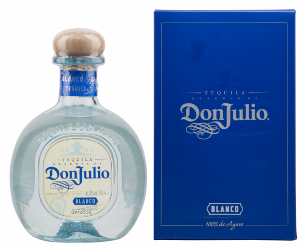 Don Julio Tequila Blanco 38% 70cl