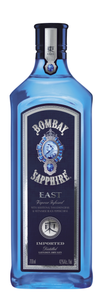 Bombay Sapphire East London Dry Gin 42% 70cl
