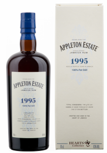Appleton Estate Heart Collection 1995 25 J. 63% 70cl