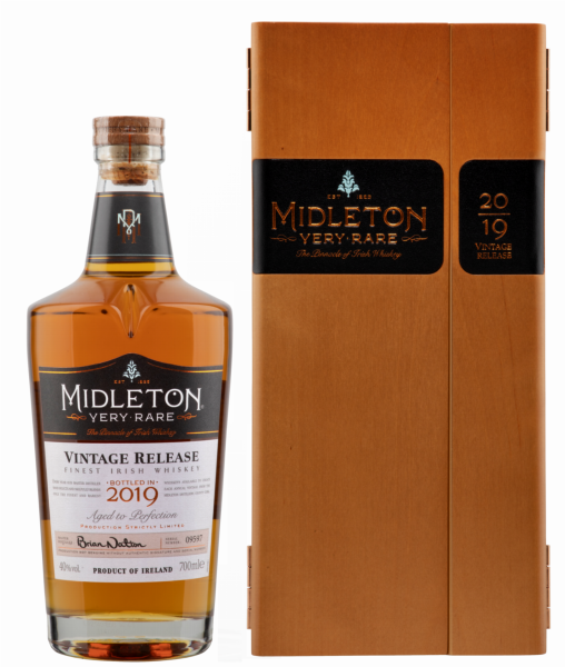 Midelton Very Rare Irish Whiskey 2019 40% 70cl