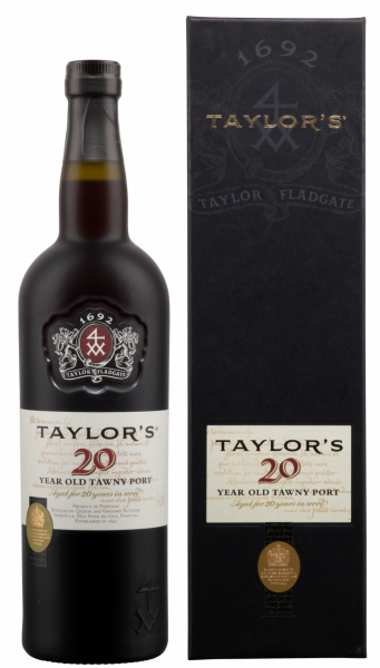Taylor's Tawny Port 20 years 20 J. 20% 75cl