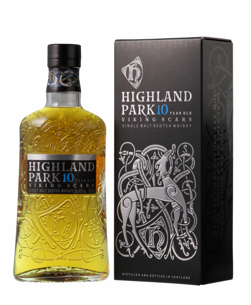 Highland Park Single Malt 10 J. 40% 70cl