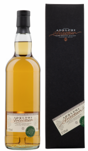 Mortlach Single Malt Bourbon Wood Adelphi Cask Strength 2003 17 J. 57.6% 70cl