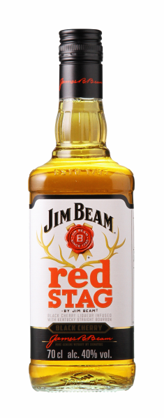 Jim Beam Red Stag Cherry Bourbon 40% 70cl