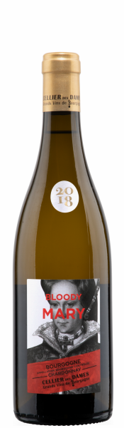 Cellier des Dames Bourgogne blanc ac Bloody Mary 2018 75cl