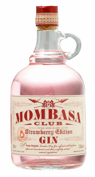 Mombasa Club Strawberry Edition 37.5% 70cl