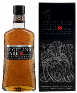 Highland Park Single Malt 18 J. 43% 70cl