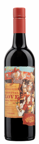 Mollydooker Carnival of Love Shiraz 2017 75cl