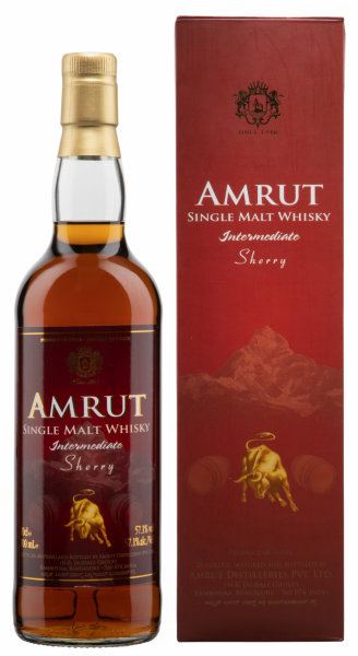 Single Malt Intermediate Sherry Cask Strength