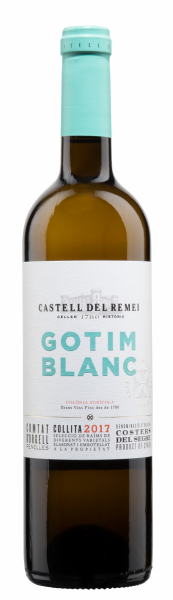 Castell del Remei Costers del Segre DO Gotim Blanc 2017 75cl