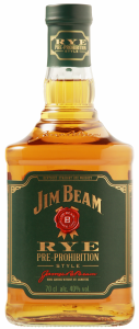 Jim Beam Kentucky Straight Rye 40% 70cl