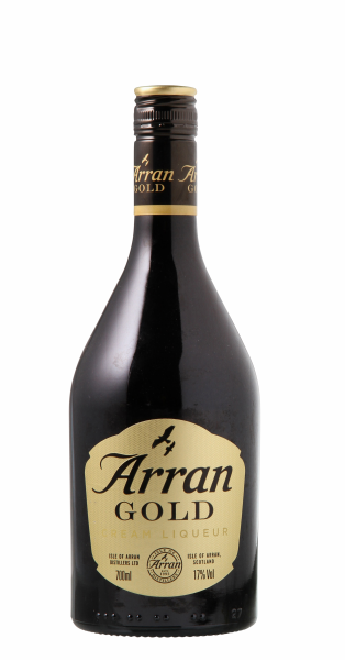 Arran Gold Cream Liqueur 17% 70cl