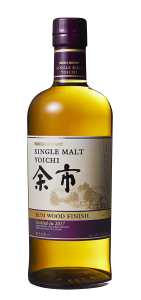 Nikka Single Malt Yoichi Rum Cask Finish 46% 70cl