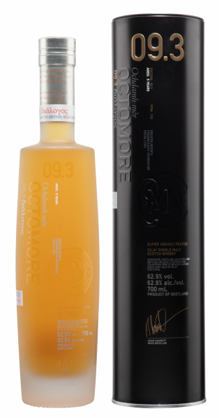 Bruichladdich Octomore 9.3 Single Malt 62.9% 70cl