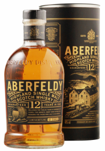 Aberfeldy Single Malt 12 J. 40% 70cl