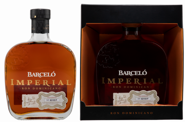 Barcelo Imperial Ron 38% 70cl