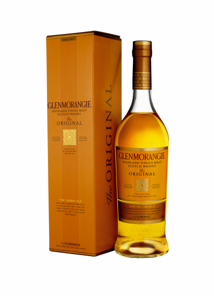 Glenmorangie Single Malt Original 10 J. 40% 70cl