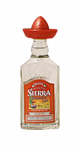 Tequila Silver Glas