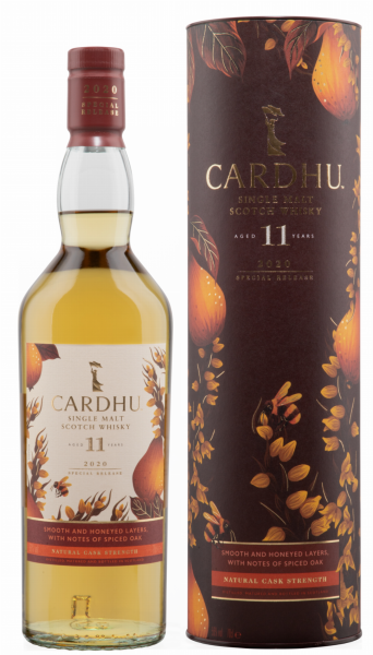 Cardhu Special Release 2020 11 J. 56% 70cl