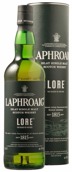 Laphroaig Single Malt Lore 48% 70cl