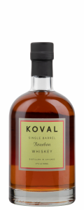 Koval Single Barrel Bourbon 47% 50cl