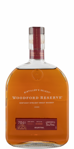 Woodford Reserve Kentucky Straight Wheat Whiskey 45.2% 70cl
