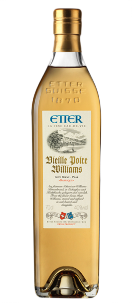 Etter Vieille Poire Williams Barrique 40% 70cl