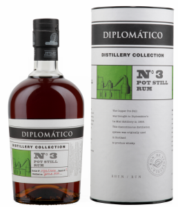 Ron Diplomático Ron Rare Collection N°3 Pot Still 47% 70cl