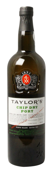 Taylor's Porto White Chip Dry 20% 75cl