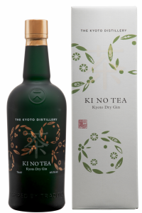 The Kyoto Distillery KI NO TEA Kyoto Dry Gin 45.1% 70cl