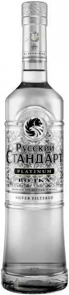 Standard Platinum Vodka