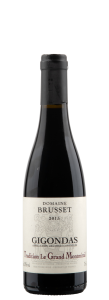 Domaine Brusset Gigondas ac Tradition Le Grand Montmirail 2015 37.5cl