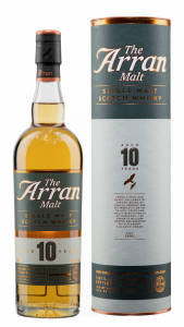 Arran Single Malt 10 J. 46% 70cl