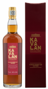 Kavalan Sherry Oak Single Malt 46% 70cl
