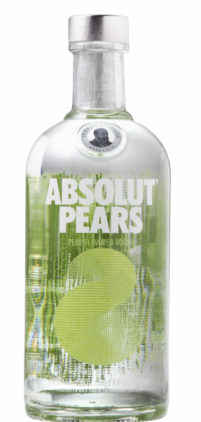 Absolut Pears Vodka 40% 70cl