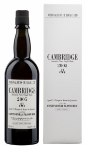 Cambridge Rum Long Pond STC 2005 13 J. 62.5% 70cl