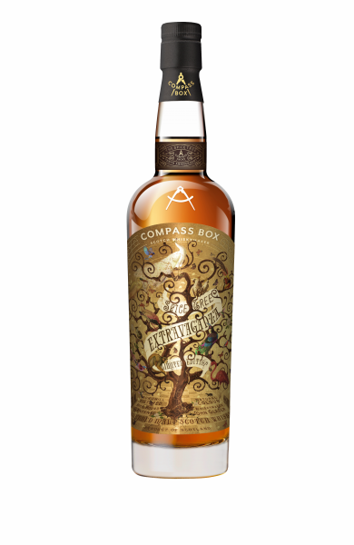 Compass Box Spice Tree Extravaganza Whisky 46% 70cl