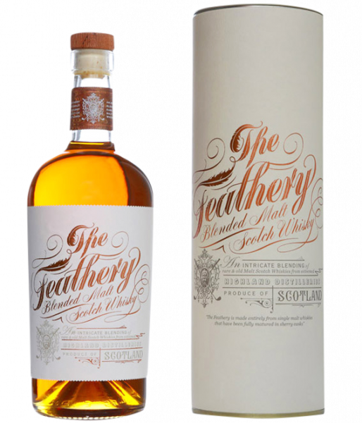 Blended Malt Whisky The Feathery