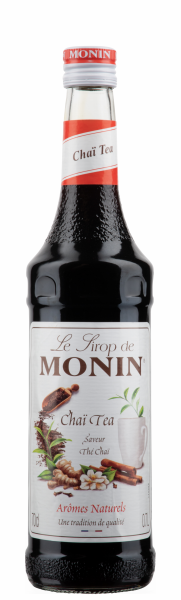 Monin Chai Tea Konzentrat 70cl