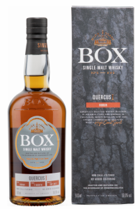 Box Destilleri Single Malt Quercus Robur 50.8% 50cl