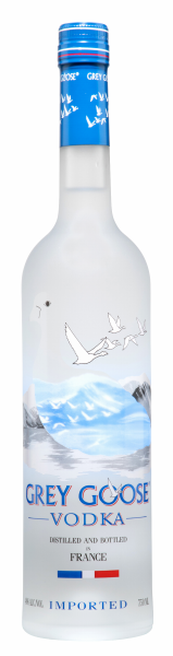 Grey Goose Vodka 40% 75cl