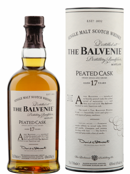 Single Malt Peated Cask