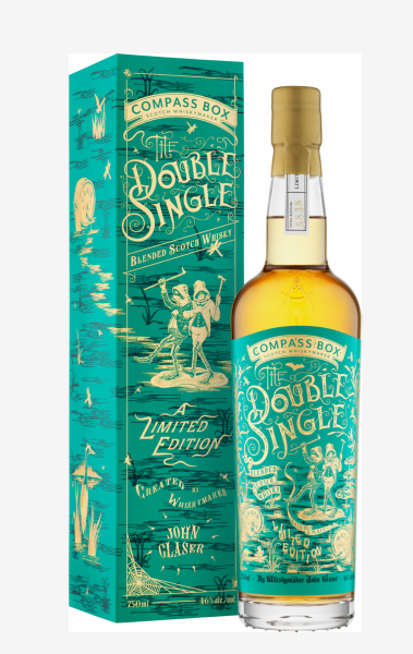 Compass Box The Double Single Whisky 46% 70cl