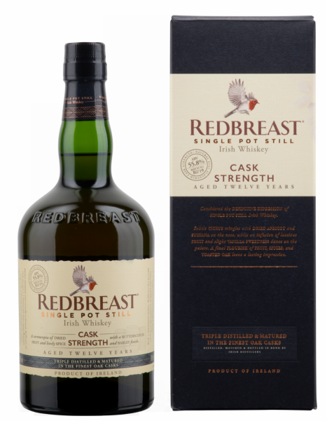 Redbreast Single Cask Cask Strength 55.8% 70cl