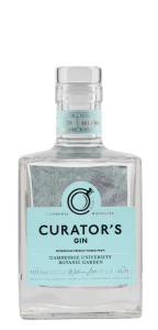 Cambridge Curator's Dry Gin 40% 50cl