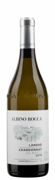 Albino Rocca Langhe DOC Chardonnay 2019 75cl