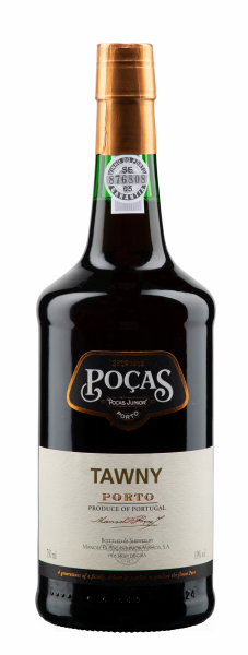 Poças Junior Porto Tawny 19% 75cl