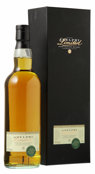 Single Malt Sherry Wood Adelphi Cask Strength