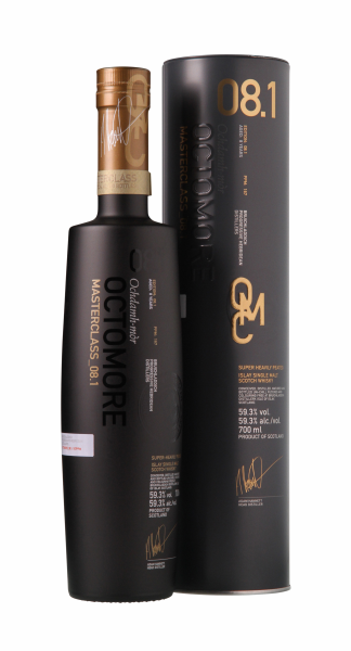 Single Malt Octomore 08.1 Masterclass