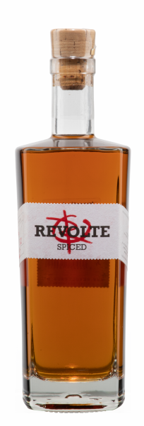 Revolte Rum Spiced 40% 50cl